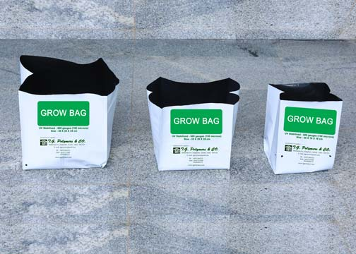 grow bag agro agriculture bag different sizes polythene bags plastic covers agriculture